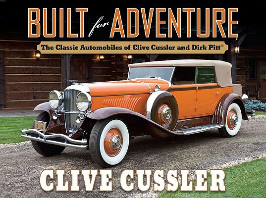 Built for Adventure By Cussler, Clive